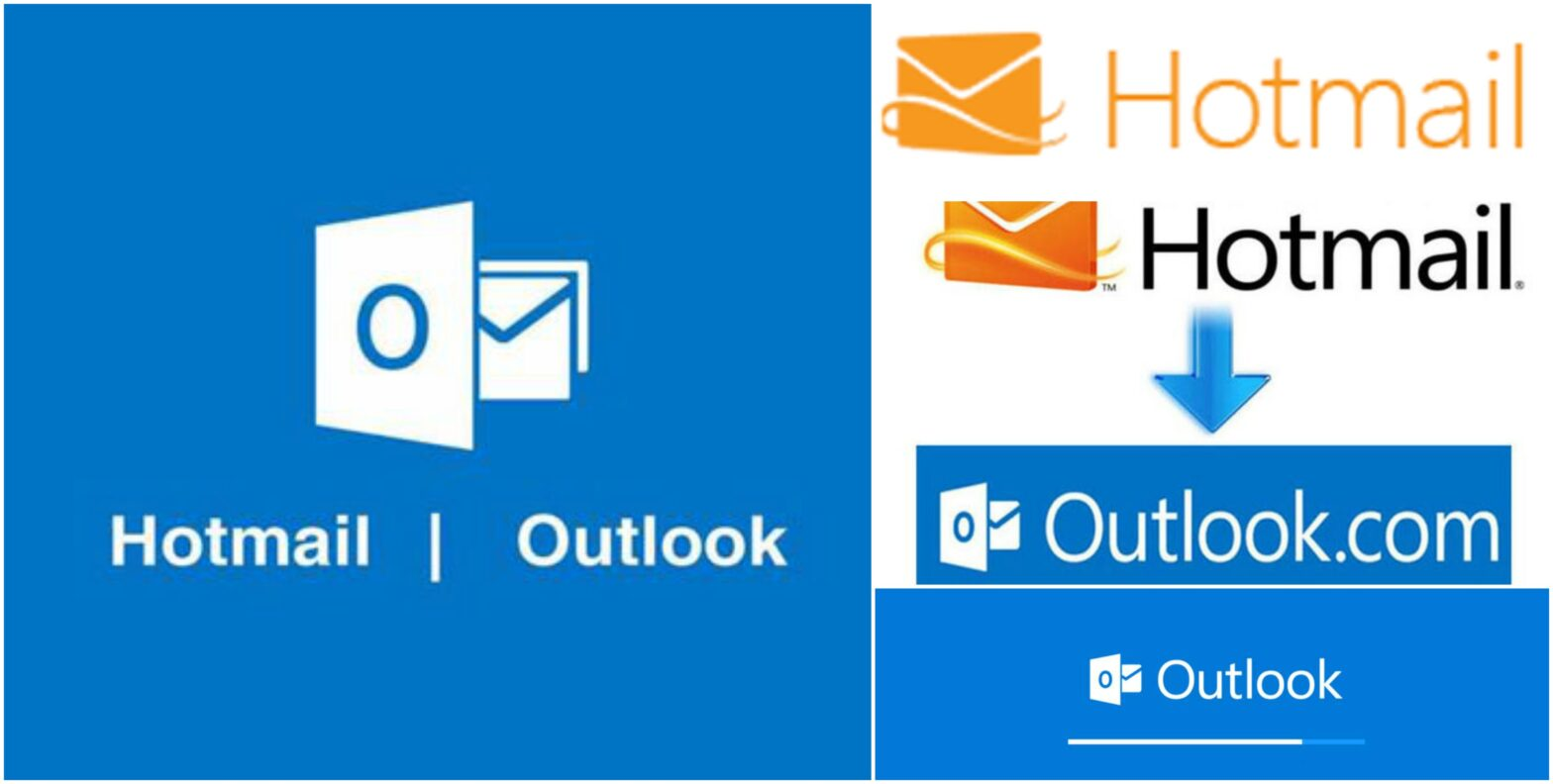 Crear cuenta Hotmail Outlook